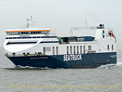 SEATRUCK PROGRESS - March 19, 2016