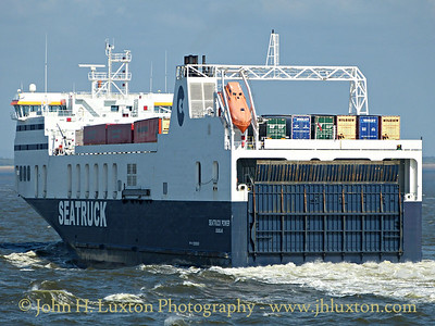 SEATRUCK POWER - June 18, 2016