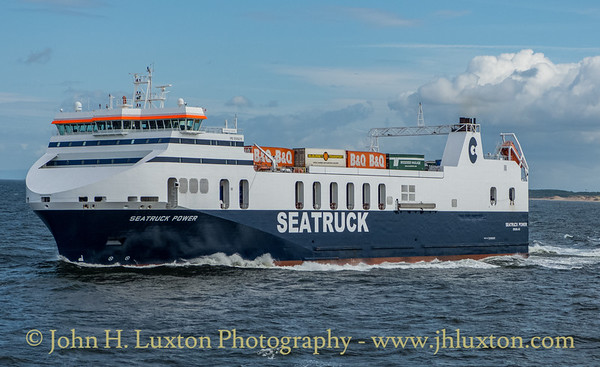 SEATRUCK POWER - August 29, 2019