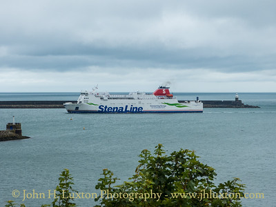 STENA NORDICA - Fishguard Harbour, August 14, 2019