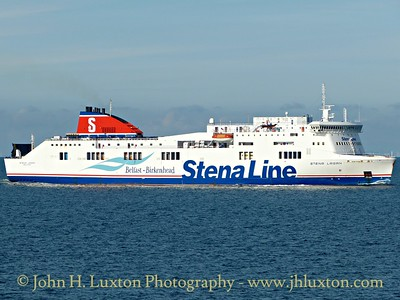 STENA LAGAN - September 19, 2015
