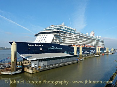 MEIN SCHIFF 4 at Liverpool Cruise Terminal - September 19, 2015