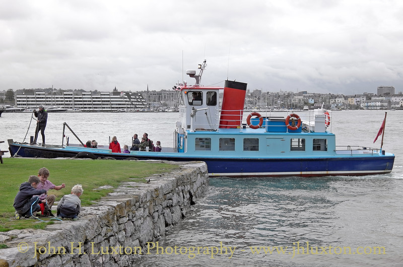 Cremyll Ferry - October 27, 2015