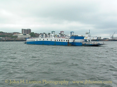 Torpoint Ferry, Torpoint, Cornwall - June 01, 2004