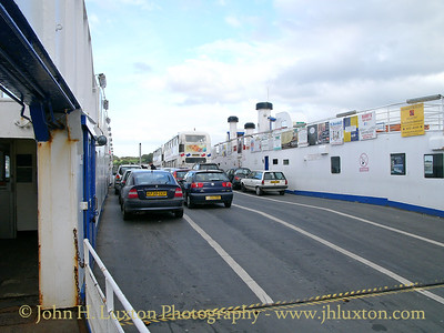 Torpoint Ferry, Torpoint, Cornwall - August 24, 2004
