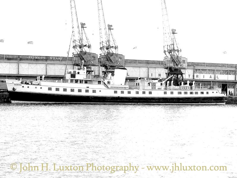 MV BALMORAL - Bristol - October 26, 2002