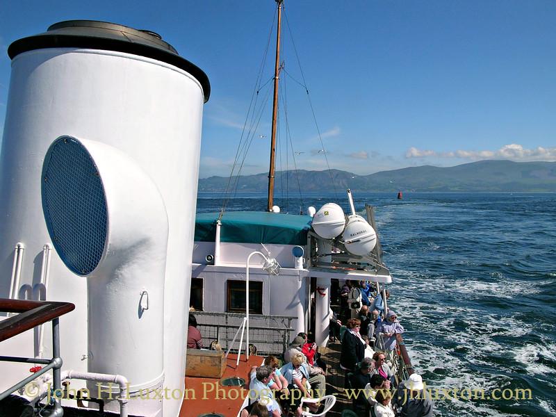 MV BALMORAL - near Penmon Point, Anglesey  - June 11, 2005