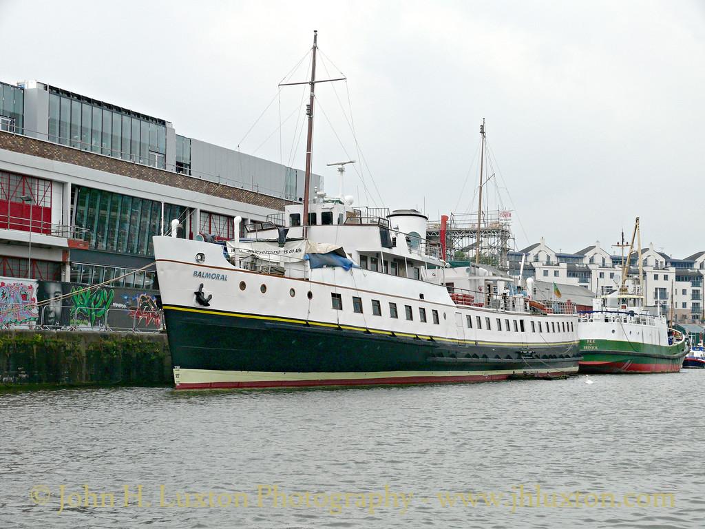 MV BALMORAL - Bristol - June 06, 20009