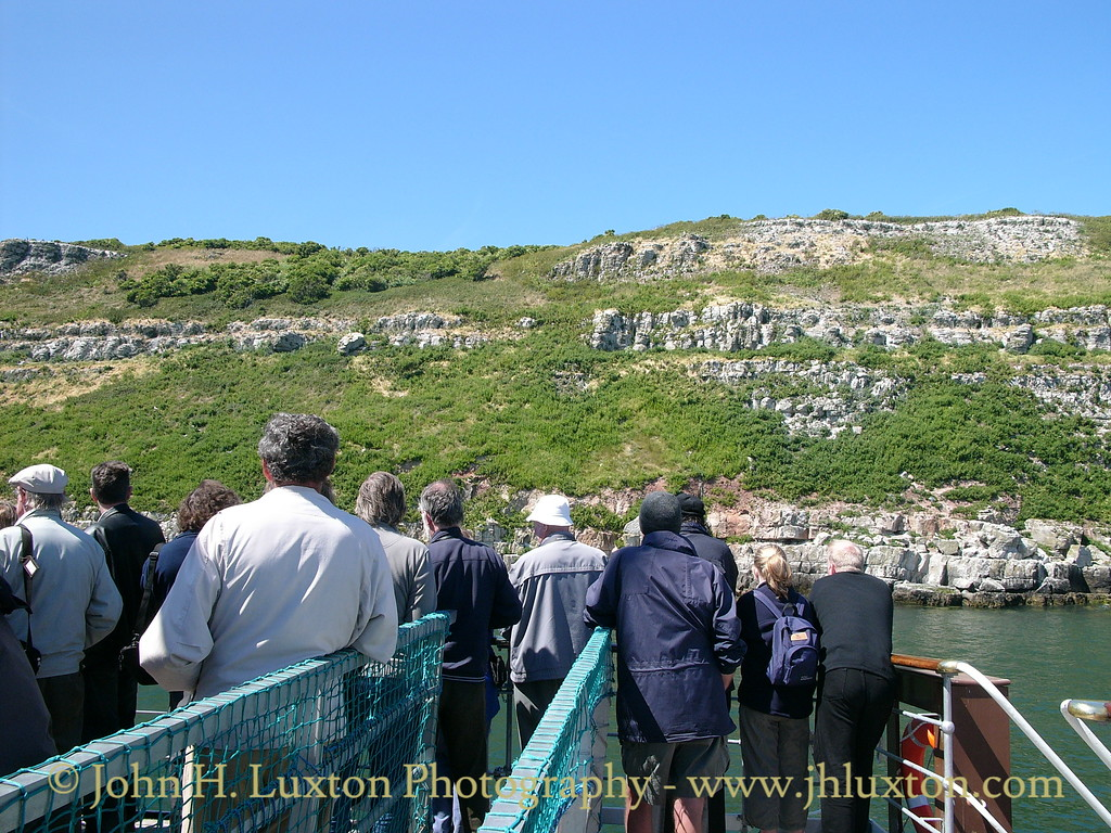 MV BALMORAL - Puffin Island - June 11, 2005