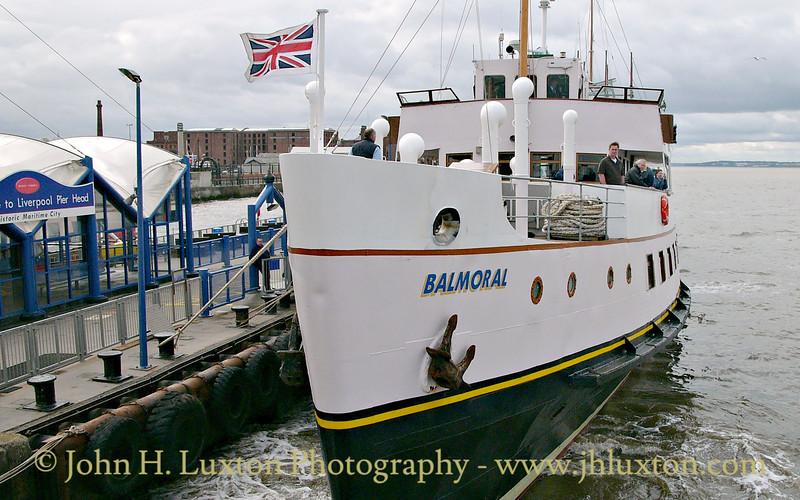 MV BALMORAL, Liverpool, June 04, 2005