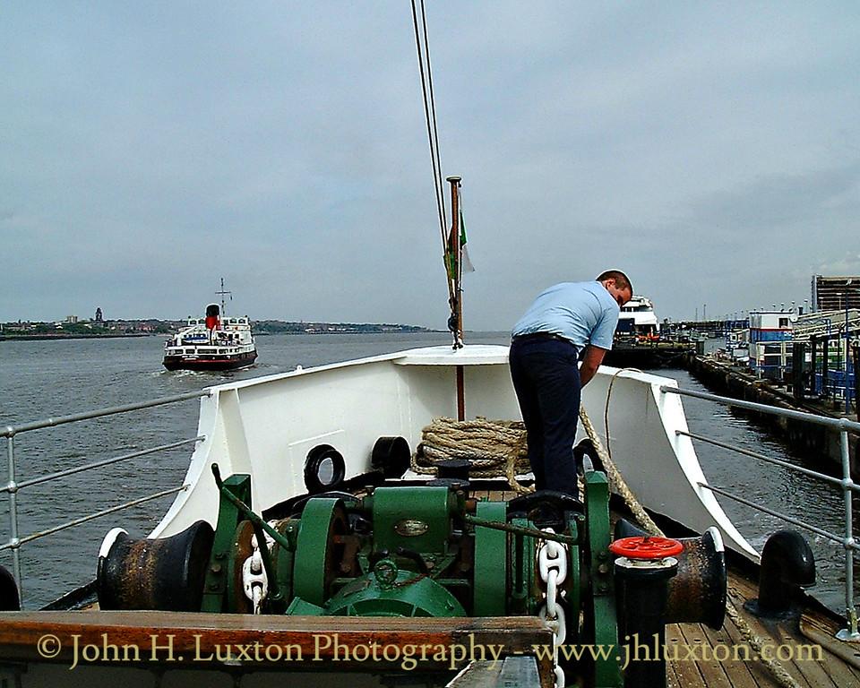 MV BALMORAL - Liverpool - May 20, 2000