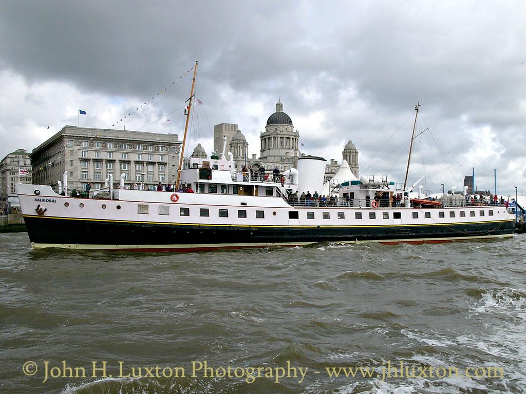 MV BALMORAL - Liverpool - June 12, 2005