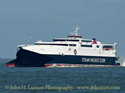 MV BALMORAL Cruise - July 04, 2015