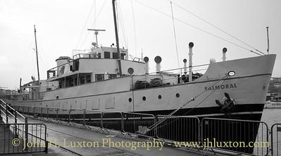 MV BALMORAL - Bristol - December 30, 2017