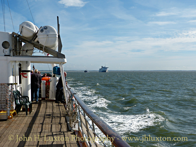 MV BALMORAL Cruise - September 11, 2016