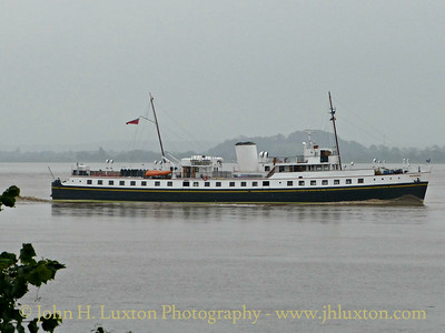 MV BALMORAL, Beachley Point - May 29, 2017