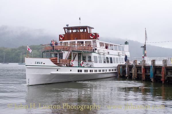 Windermere Lake Cruises - July 20, 2018