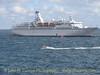 Transocean Tours ASTOR at anchor in Douglas Bay - September 15, 2007