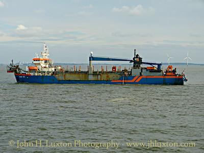 HAM 316 at work - September 06, 2014