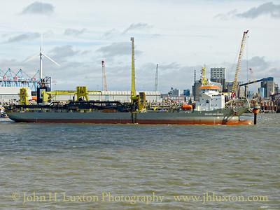WILLEM VAN ORANJE on Merseyside - March 28, 2015