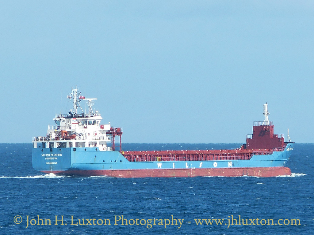WILSON FLUSHING - Douglas Bay - September 16, 2016