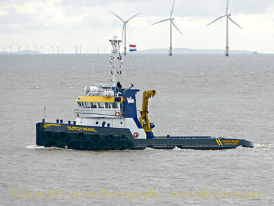Mersey and Liverpool Bay Shipping - May 21, 2016