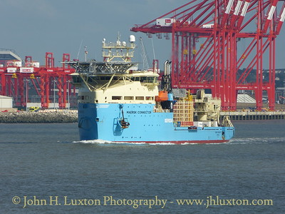 MAERSK CONNECTOR - July 02, 2017