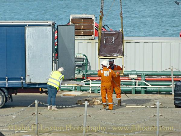 GREATSHIP MANISHA at Douglas, Isle of Man - September 12, 2015