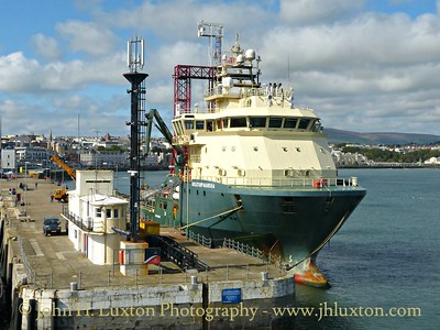 GREATSHIP MANISHA at Douglas, Isle of Man - September 12, 2015
