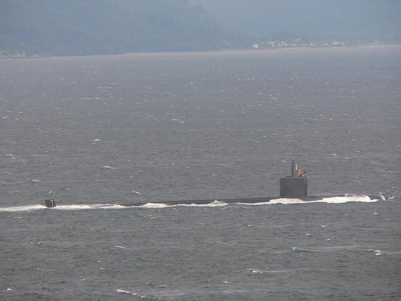 SSN-764 USS BOISE