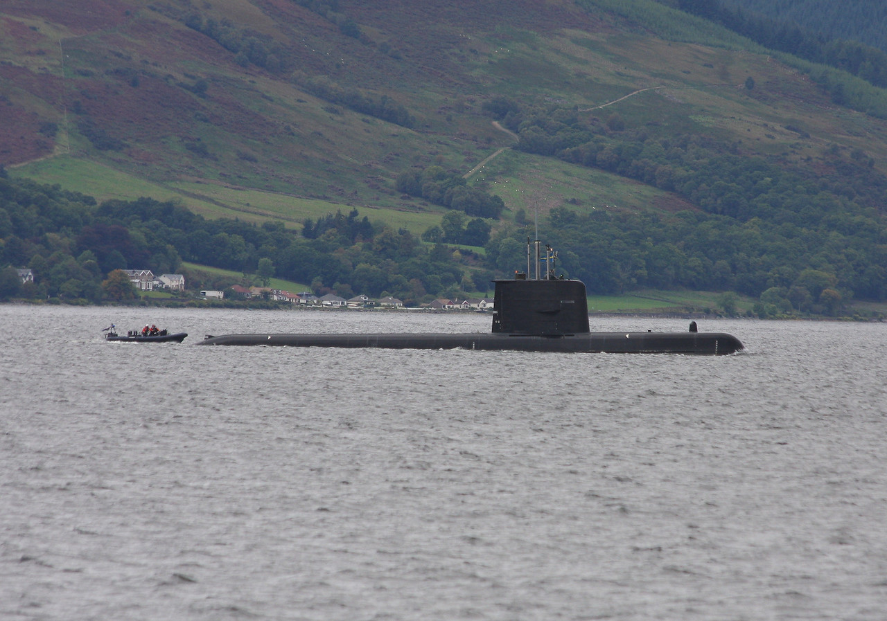 HMS UPPLAND
