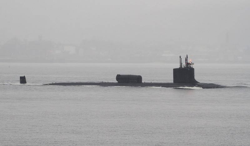 SSN-784 USS NORTH DAKOTA