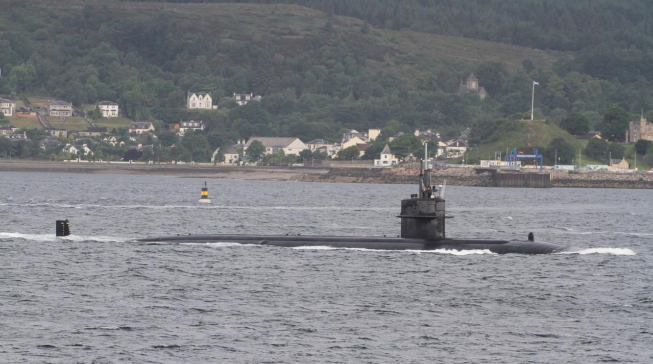 SSN-750 USS NEWPORT NEWS