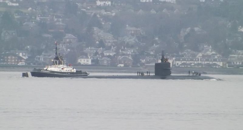 SSN-720 USS PITTSBURGH