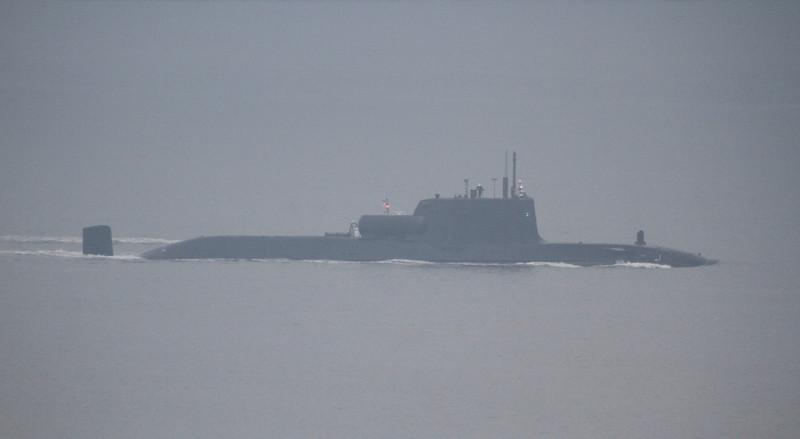 S-121 HMS ARTFUL