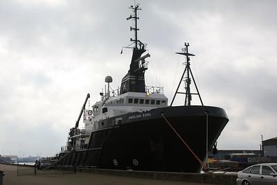 Supply Ships - Tug Supplies - AHTS