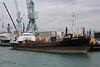 WHITSPRAY IMO:6906165 899gt @ HMNB Portsmouth 30.07.10