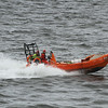 FAST RESCUE CRAFT, River Clyde August 2014