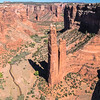 Spider Rock, Canyon DeChelly