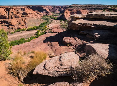Canyon DeChelly Overlook