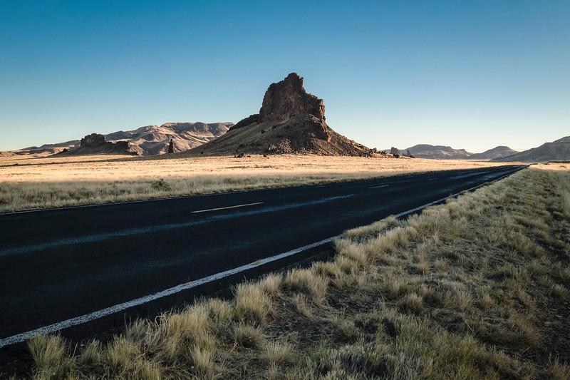 Road to Dilkon