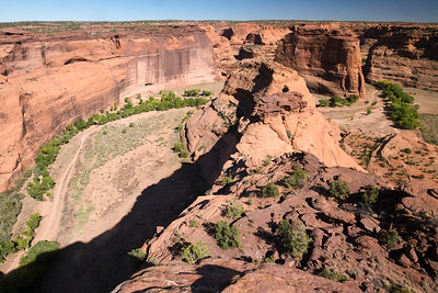White House Overlook, Canyon DeChelly