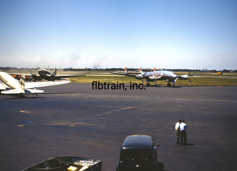 AC1957070013 - Midway Airport (MDW), Chicago, IL, 7-1957