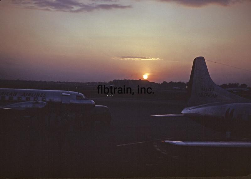 AC1950080016 - Midway International (MDW), Chicago, IL, 8-1950