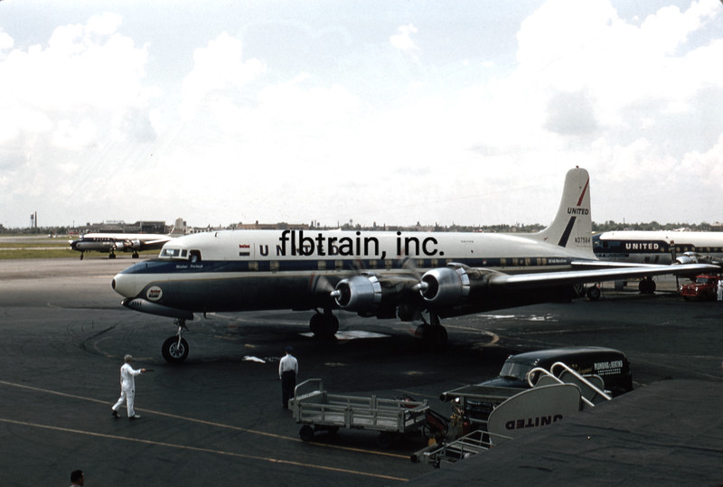 AC1957060014 - Midway Airport (MDW), Chicago, IL, 6-1957