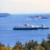 SHIP1971100038 - Ferry, Bar Harbor, ME, 10-1971