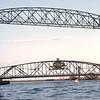 SHIP1969070017 - Lift Bridge, Duluth, MN, 7-1969