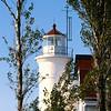 SHIP1982060057 - Lighthouse, Port Betsie, MI, 6-1982