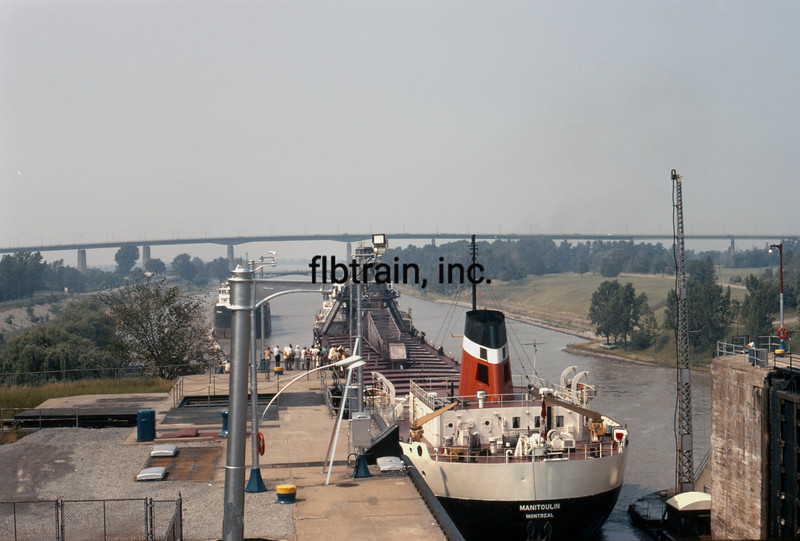 SHIP1973070097 - Ship, Port Weller, Canada, 7-1973