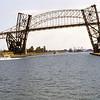 SHIP1969070052 - Lift Bridge, Sault Ste. Marie, Canada, 7-1969